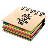 Sticky Note Book - Keep Calm and Teach On