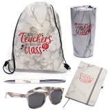 Appreciation Gift Set - Without Teachers, Life Would Have No Class