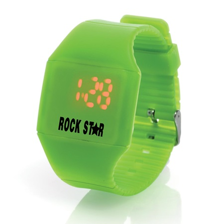 Rock Star Watch