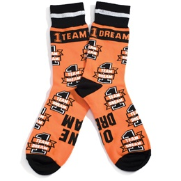 Full-color Socks - 1 Team 1 Dream