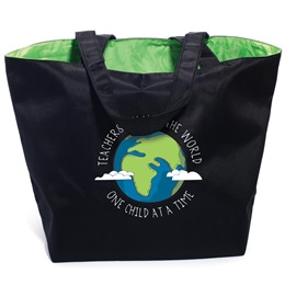Appreciation Tote Bag - Teachers Change The World