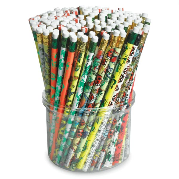 700-0-ETUB3-Creatures-and-Things-Pencil-Tub-144-Pack-000