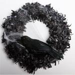 Black-Crow-Wreath
