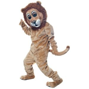 Lion_Mascot_Costume