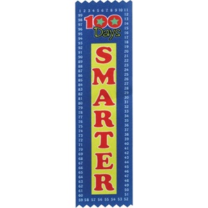100 Days Ribbon