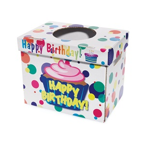 Andersons Middle School Birthday Idea Prize Box