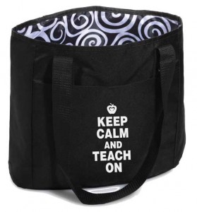 Andersons Middle Zone Teacher Appreciation Tote Bag