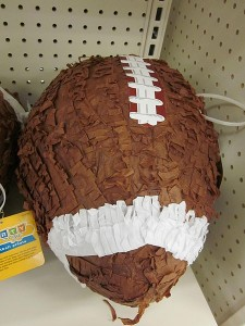 Spirit Week Football Pinata