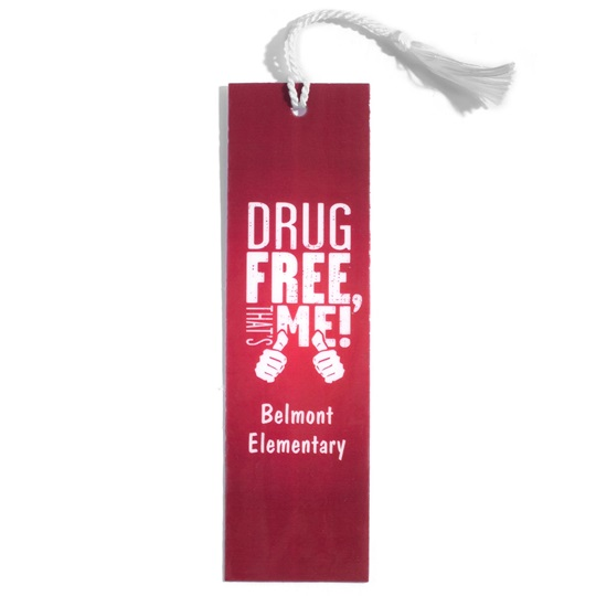 Drug Free That's Me_Bookmark