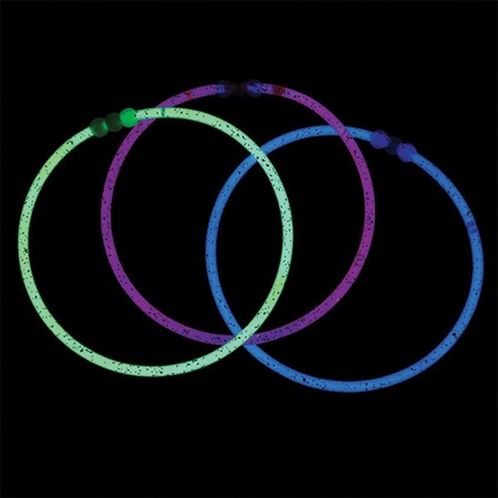 Glitter Glow Necklaces