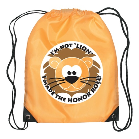 Honor Roll Lion Backpack