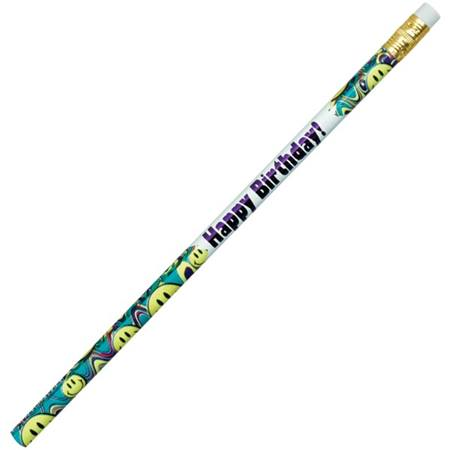Birthday Pencil - Happy Birthday Smiles