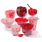 Candy Buffet Kit - Red