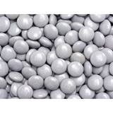 Silver M&M's® Milk Chocolate Candy - 5 lbs.