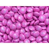 Dark Pink M&M's® Milk Chocolate Candy - 5 lbs.