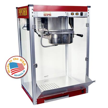 Theater Pop 12 ounce Popcorn Machine