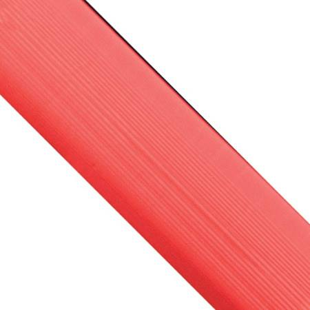 Red Corrugated Decorating Paper