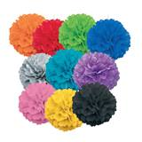 16 in. Floral Tissue Ball