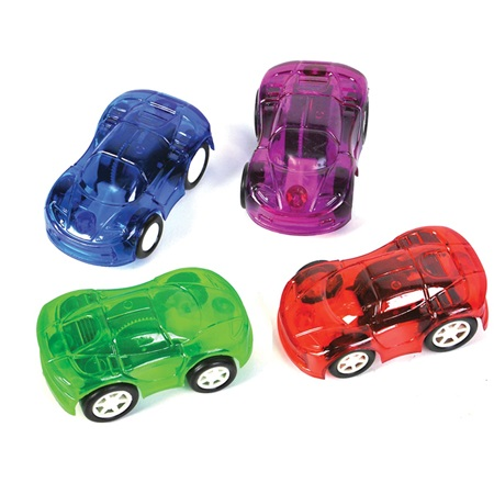 Mini Pullback Cars