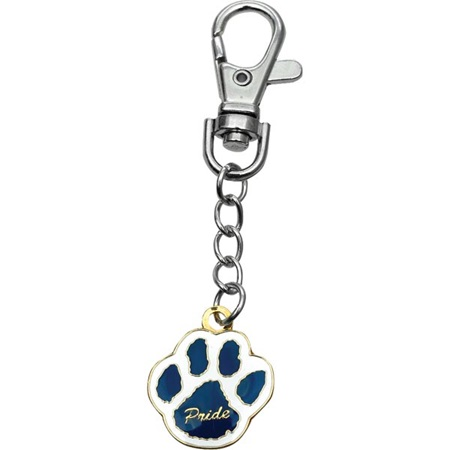 Backpack Charm - Paw Pride