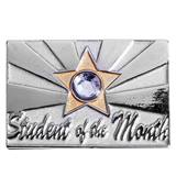 Award Pin - Student of the Month Bling