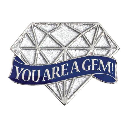 Award Pin - You're A Gem