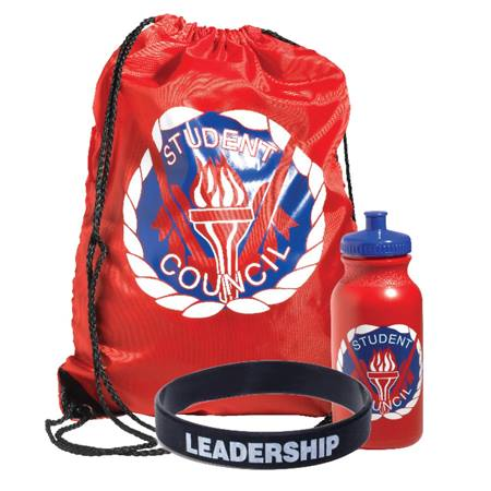 Backpack Award Set - Student Council