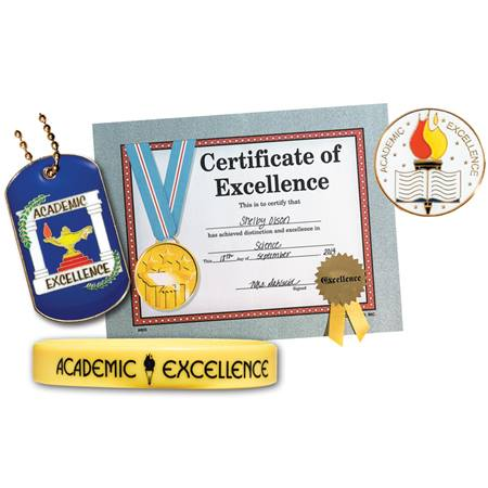 Academic Excellence Award Kit