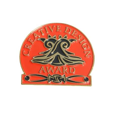 Creative Design Award Pin