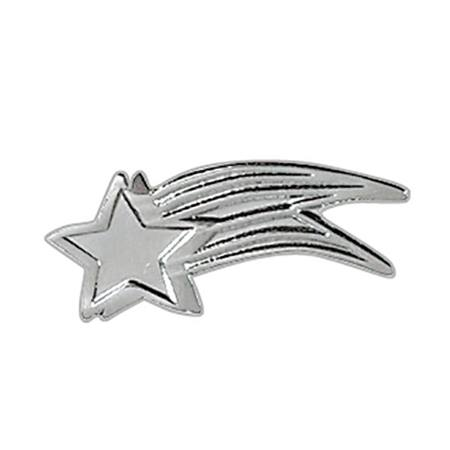 Shooting Star Award Pin - Gold