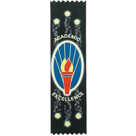 Academic Excellence Ribbon