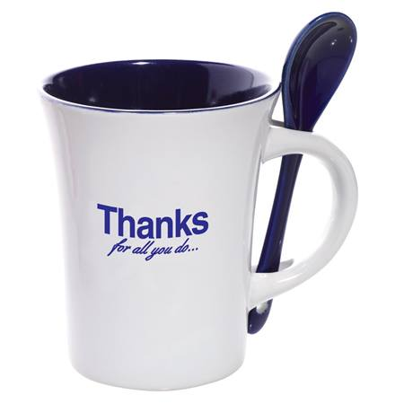 Spooner Mug - Thanks For All You Do